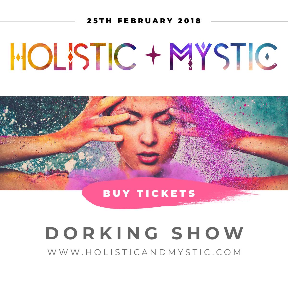 Holistic & Mystic 2018