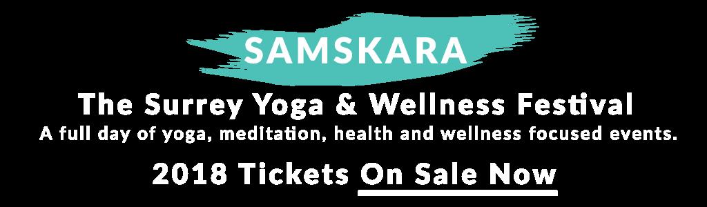 Surrey Yoga Festival