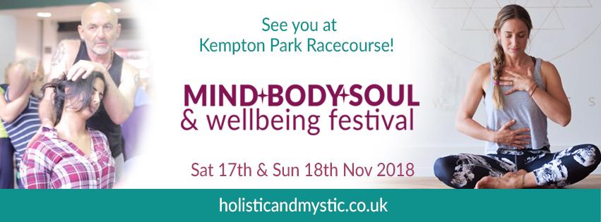 Kempton Mind, Body, Soul & Wellbeing Festival 2018